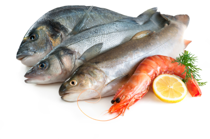 Food irradiation for Diarrhea after eating fish